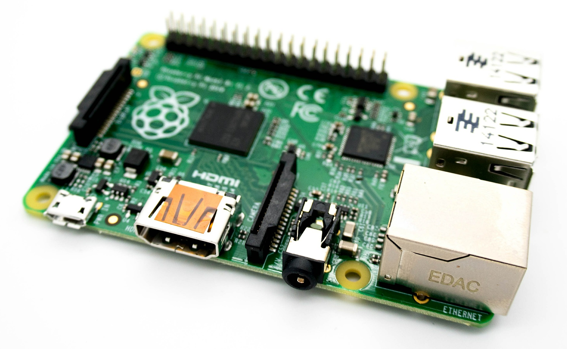 It's almost too easy with a Raspberry Pi